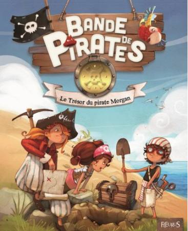 Le trésor du pirate Morgan