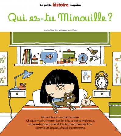 Qui es-tu Minouille ?